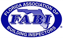Florida Association of Building Inspectors Logo home inspection services