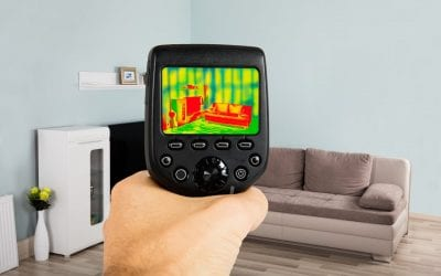 3 Things Thermal Imaging in Home Inspections Can Find