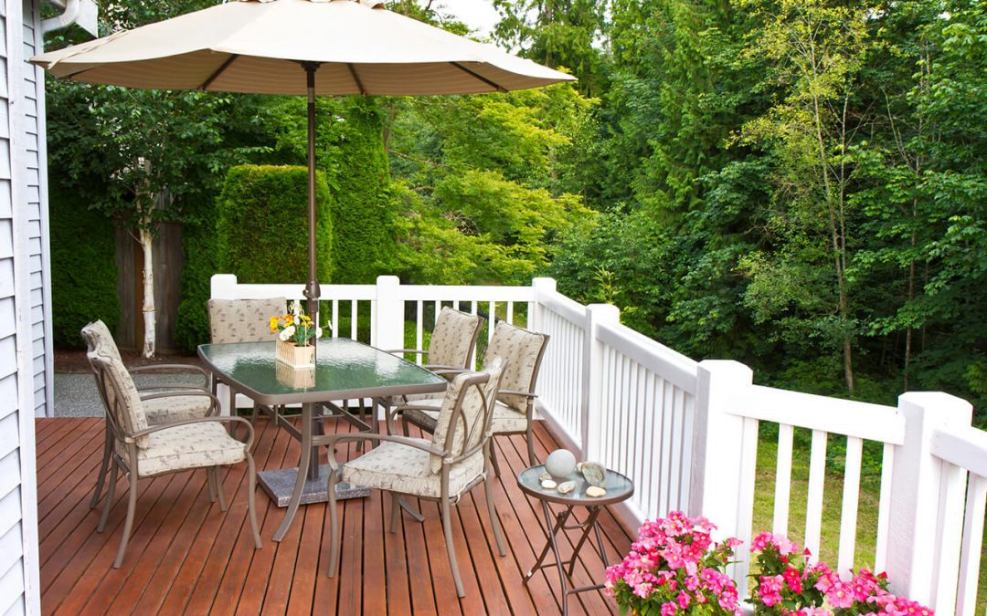 8 Tasks That Will Improve Deck Safety For Children And Pets